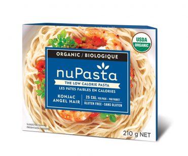 Organic-Angel-Hair-nupasta-low-calorie-pasta
