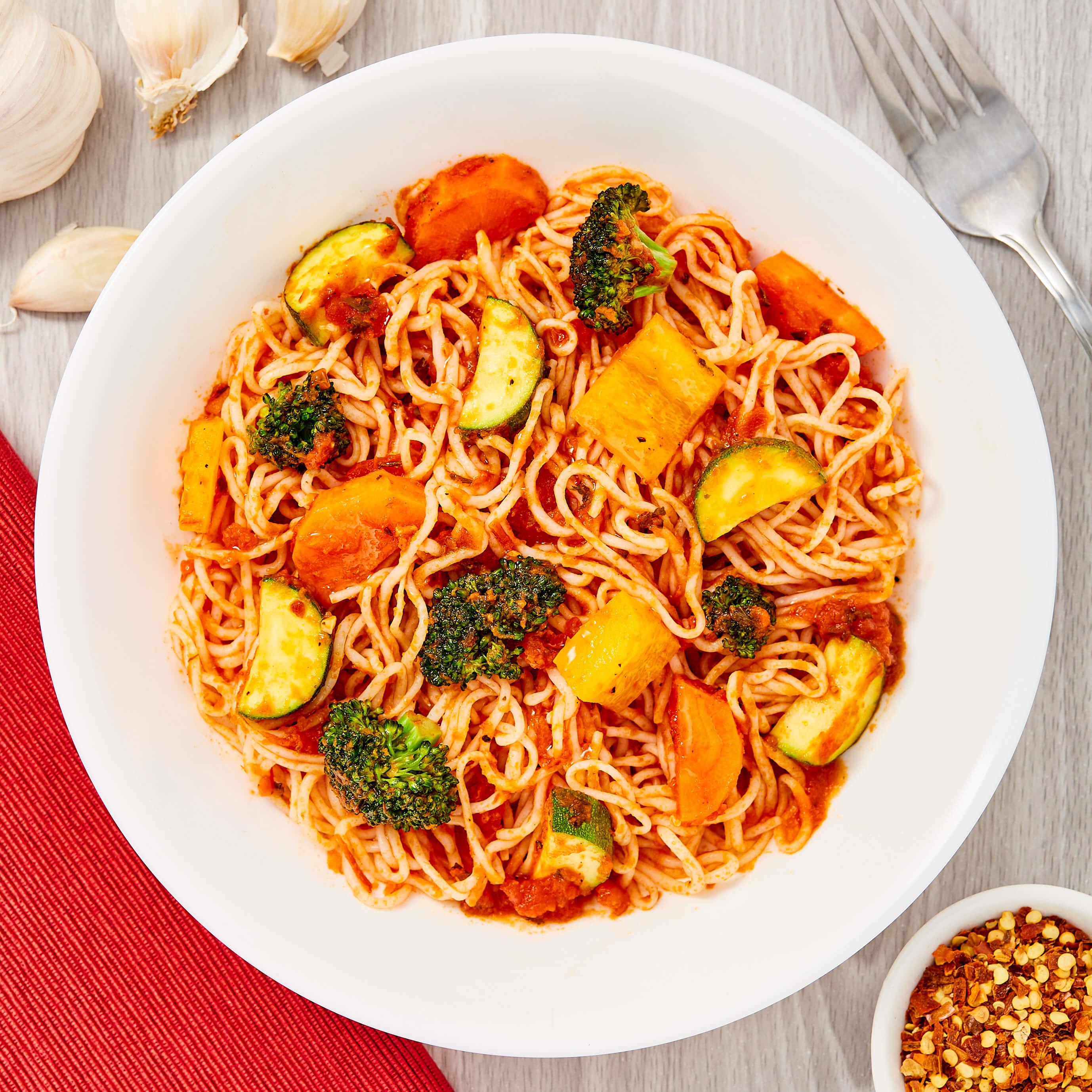 spaghettiwbrocollizuccini